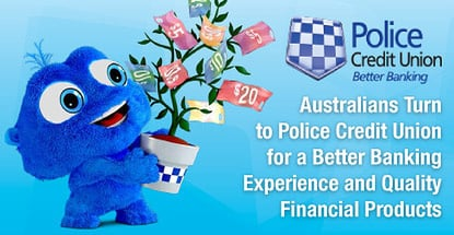 Australians Turn To Police Credit Union For Better Banking