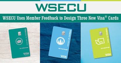Wsecu Introduces Three New Visa Cards