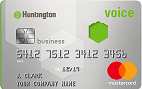 Huntington Voice Business Credit Card?