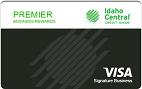 ICCU Business Premier Rewards Visa®