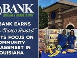 JD Bank Earns Our 2018 Editor's Choice Award™ for Its Focus on Community Engagement in Louisiana