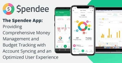 The Spendee App: Providing Comprehensive Money Management and Budget Tracking with Account Syncing and an Optimized User Experience