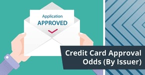 2020 Credit Card Approval Odds by Issuer