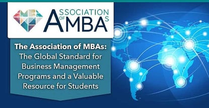 Amba The Global Standard For Business Management Programs