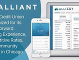 Alliant Credit Union Recognized for its Tech-Forward Banking Experience, Competitive Rates, and Community Service in Chicago