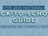 The 2016 National Back-To-School Guide: Free Resources for Students & Teachers