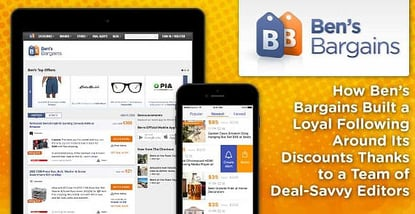 Bens Bargains Builds Loyal Following Around Discounts
