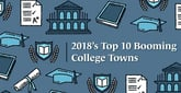 2018's Top 10 Booming College Towns