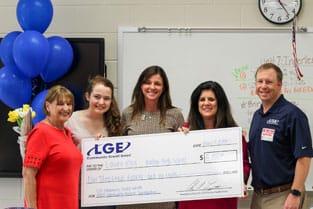 Laura Key Receives $5,000 Scholarship