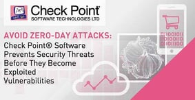 Avoid Zero-Day Attacks: Check Point® Software Prevents Security Threats Before They Become Exploited Vulnerabilities