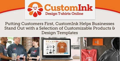 Customink Helps Businesses Stand Out With Custom Apparel
