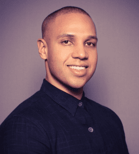 Photo of Darnell Holloway, Director of Local Business Outreach at Yelp
