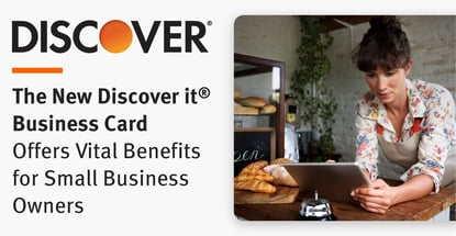The Discover It Business Card Provides Vital Benefits