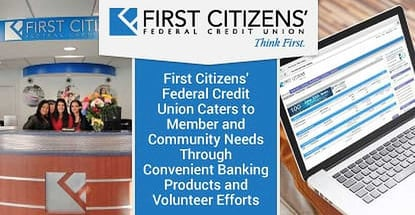 First Citizens Federal Credit Union Caters To Community Needs