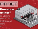 FortiPresence by Fortinet® Earns Our Editor's Choice Award™ for Its Wifi Analytics and Engagement Solutions