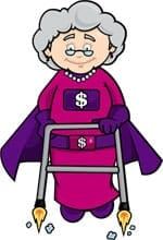 A photo of Gift Card Granny