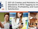 GS1 US Creates and Maintains Industry Standards in RFID Tagging to Improve Efficiency, Profitability, and Customer Satisfaction