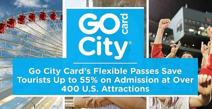 Go City Card Saves Tourists At Attractions