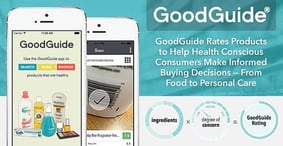 GoodGuide Helps Health-Conscious Consumers Make Informed Decisions by Rating Products From Food to Personal Care Items