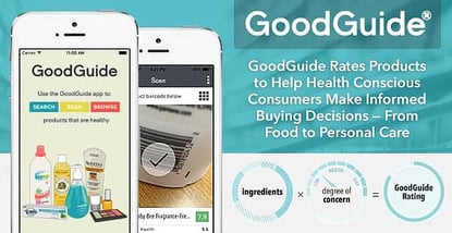 Goodguide Ratings Help Health Conscious Consumers