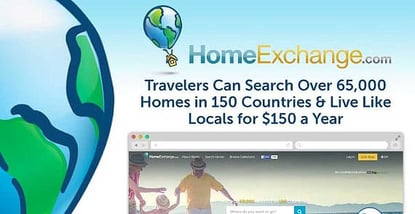 Home Exchange Helps Travelers Book Exchanges In 150 Countries