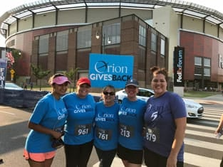 Orion 5k Participants