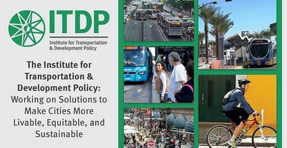 Itdp Develops Transportation Solutions For Cities