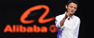 Photo of Alibaba Group Founder and Executive Chairman Jack Ma