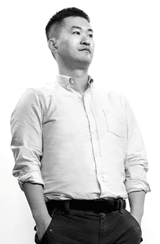 Photo of Alibaba General Manager Leo Shen