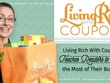 Living Rich With Coupons: Teaching Readers to Make the Most of Their Budgets so They Live a Life of Plenty