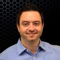A head shot of Mark Romanelli, the EVP at Wolfe.com