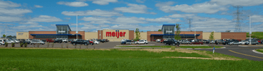 Photo of a Meijer store