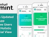 Intuit's Recently Updated Mint App for iOS Provides Users a Holistic View of Their Finances with Personalized, Actionable Tips