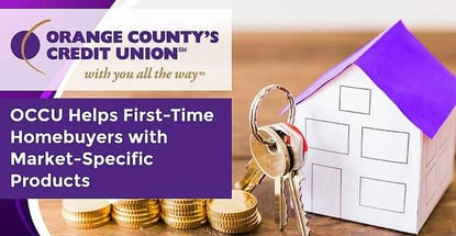 Orange Countys Credit Union Helps First Time Homebuyers