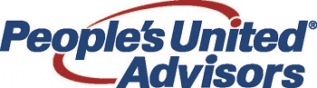 People's United Advisors Logo
