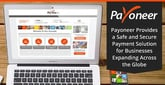 Payoneer Provides a Safe and Secure Payment Solution for Businesses Expanding Across the Globe