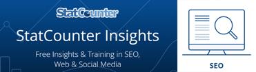 Screenshot of StatCounter Insights