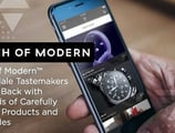 Touch of Modern™ Keeps Male Tastemakers Coming Back with Hundreds of Carefully Curated Products and Daily Sales