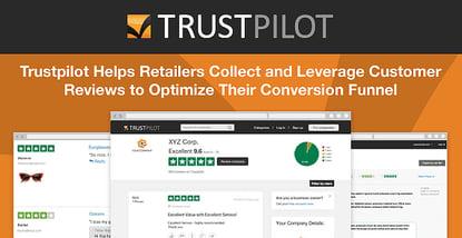Trustpilot Reviews Help Retailers Optimize Conversion Funnel