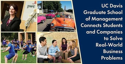 Uc Davis Gsm Connects Students And Companies