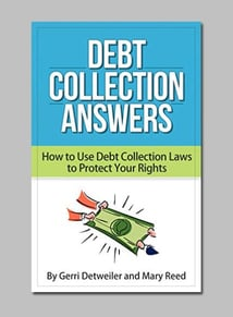 Screenshot of Debt Collection Answers book