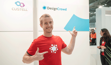 Photo of Alec Lynch, Founder and CEO of DesignCrowd