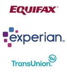 Credit Reporting Agency Logos