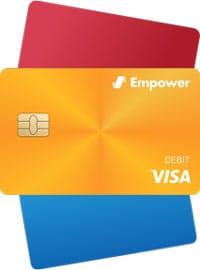 Empower Debit Card Screenshot