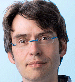 Portrait of David Schwartz, Vice President for E-Commerce, Bookings, and Boost for Wix