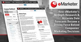 How eMarketer's In-Depth Research & Accurate Data Forecasts Became a Driving Force Behind Companies' Marketing Decisions