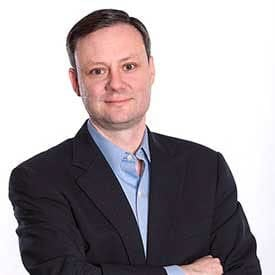 Andrew Hopkins, Senior Vice President of Marketing