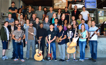 Photo of Sheet Music Plus employees