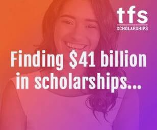 TFS Scholarships Graphic