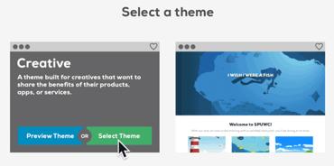 DreamHost Remixer Screenshot